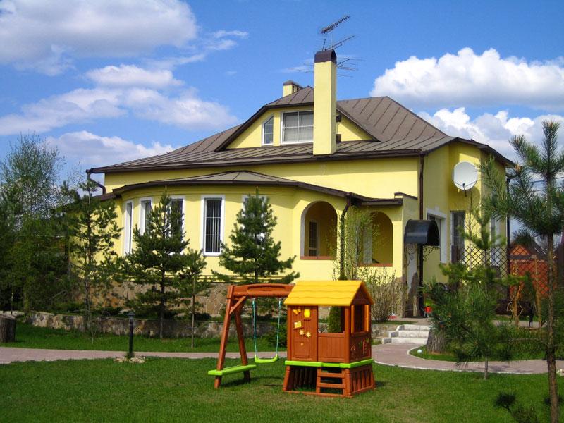 Картинки по запросу Дом с детской площадкой